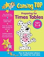 Coming Top: Preparing for Times Tables - Ages 3-4 (Coming Top)