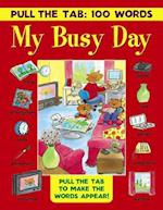 Pull the Tab: 100 Words - My Busy Day