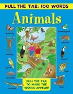 Pull the Tab 100 Words: Animals