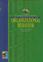 The Handbook of Organizational Behavior af Arndt Sorge, A. Sorge