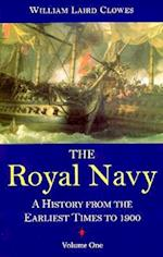 Royal Navy, Vol 1 af William Laird Clowes