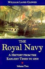 Royal Navy, Vol 2 af William Laird Clowes