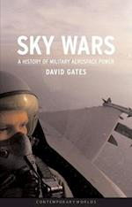 Sky Wars; Military Aerospace Power af David Gates