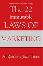 The 22 Immutable Laws Of Marketing af Jack Trout, Al Ries