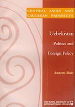 Uzbekistan (Central Asian & Caucasian prospects)