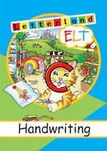 ELT Handwriting Book (Letterland S)