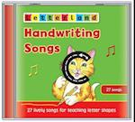 Handwriting Songs (Letterland S)