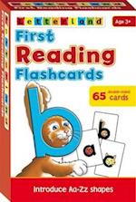 First Reading Flashcards (Letterland S)