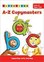 A-Z Copymasters af Lyn Wendon