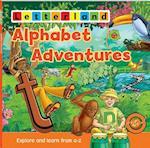 Alphabet Adventures (Letterland Picture Books S)