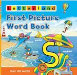First Picture Word Book af Susi Martin, The Geri Livingstone Studio, Lyn Wendon