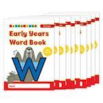 Early Years Wordbook (Letterland S)