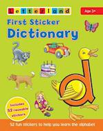 First Sticker Dictionary af Ainslie Macleod, Kerry Ingham, Lyn Wendon