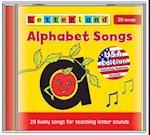 Alphabet Songs CD