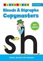 Blends and Digraphs Copymasters (Letterland S)