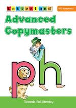 Advanced Copymasters (Letterland S)