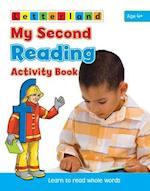 My Second Reading Activity Book (My Second Activity Books, nr. 2)