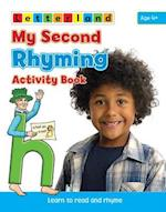 My Second Rhyming Activity Book (My Second Activity Books, nr. 4)