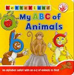 My ABC of Animals (My ABC of Board Books, nr. 2)