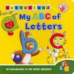 My ABC of Letters (My ABC of Board Books, nr. 1)