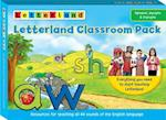 Letterland Classroom Pack