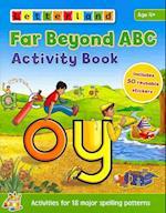Far Beyond ABC Activity Book (ABC Trilogy, nr. 3)