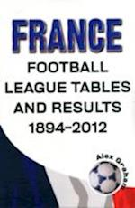 France  -  Football League Tables & Results 1894-2012
