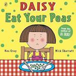 Daisy: Eat Your Peas af Nick Sharratt, Kes Gray