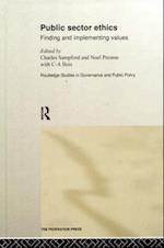 Public Sector Ethics af Professor Charles Sampford