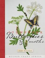 Stumpwork Butterflies & Moths (Milner Craft Series)