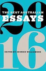 The Best Australian Essays 2016