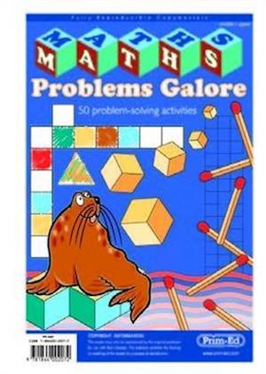 Bog, paperback Mathematics Problems Galore af Prim ed Publishing