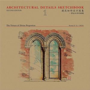 Bog, hardback Architectural Details Sketchbook af Romeo D Ty + Jwda