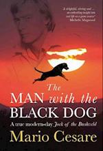 The man with the black dog af Mario Cesare
