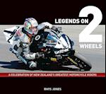 Legends on 2 Wheels (Celebrity Portrait Series)