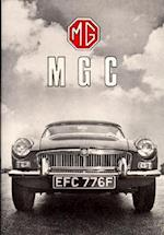 MG MGC Handbook af Brooklands Books Ltd
