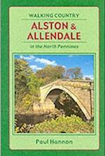 Alston and Allendale in the North Pennines (Walking Country S, nr. 40)
