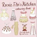 Rosie Flo's Kitchen Colouring Book af Roz Streeten