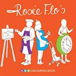 Little Rosie Flo's ABC Colouring Book af Roz Streeten