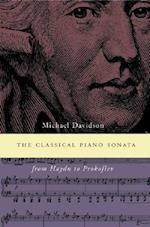 The Classical Piano Sonata