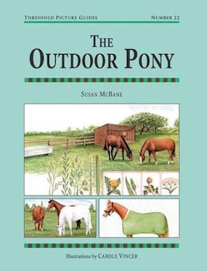 Bog, paperback The Outdoor Pony af Susan Mcbane