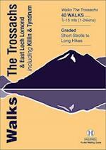Walks the Trossachs and East Loch Lomond af Luke Williams