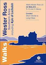 Walks Wester Ross Southern Area (Hallewell Pocket Walking Guides)