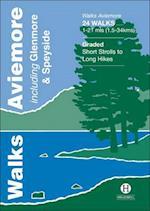Walks Aviemore (Hallewell Pocket Walking Guides, nr. 16)