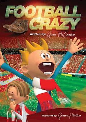 Bog, paperback Football Crazy af Gordon McCracken