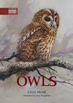 Owls (British Natural History Series, nr. 1)