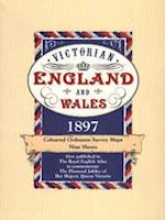 Victorian England and Wales 1897 Coloured Ordnance Survey Maps (Victorian Maps, England and Wales 1897 S)