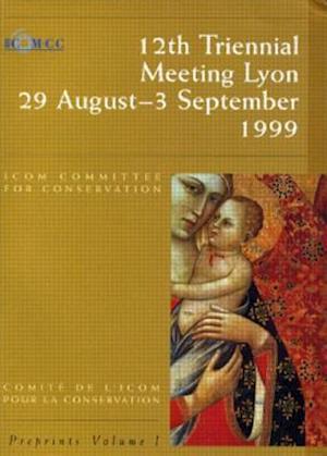 Icom 12th Triennial Meeting Lyon