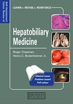 Hepatobiliary Medicine (Self-assessment Colour Review)