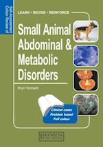 Small Animal Abdominal & Metabolic Disorders (Self-assessment Colour Review)